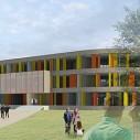 middelbare school in Waalwijk