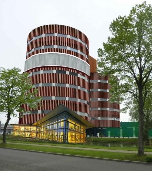 voormalig hoofdkantoor FLAKT Amersfoort